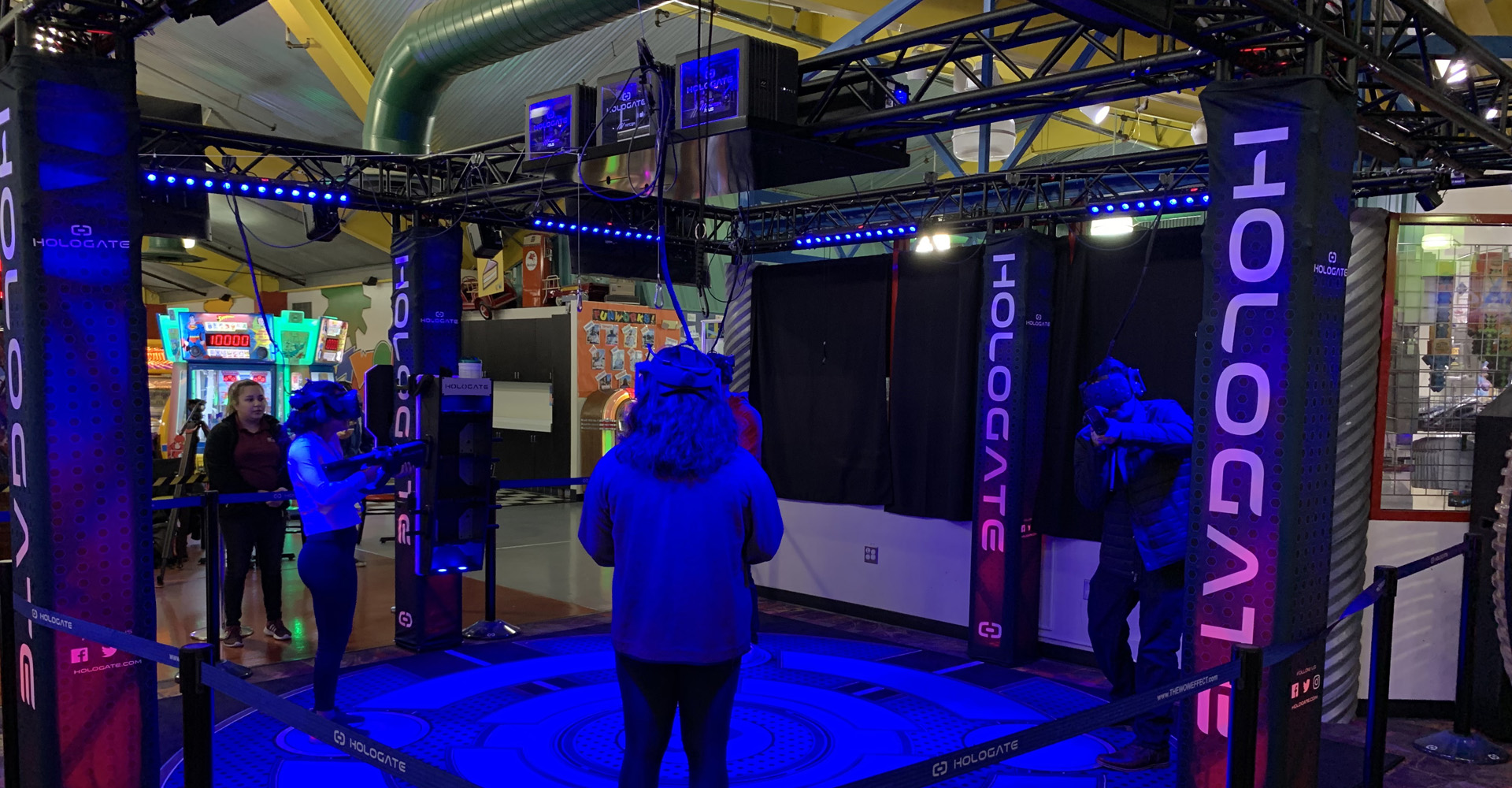 Hologate VR Experience